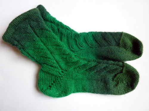 Nutkin socks