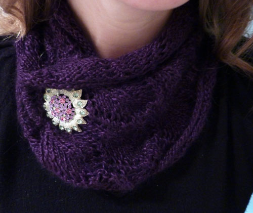 Noble Cowl pinned