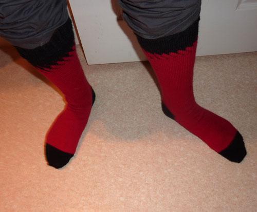 Action socks