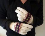 Blue Hour Gloves