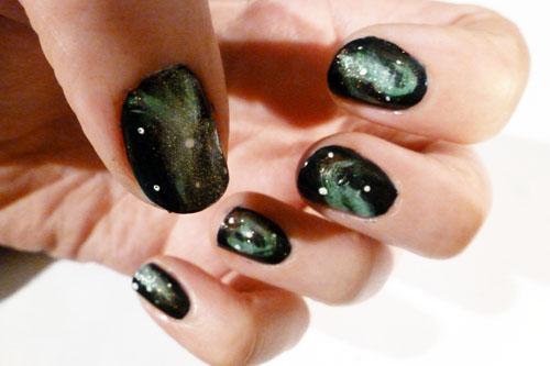 Nebula Nails