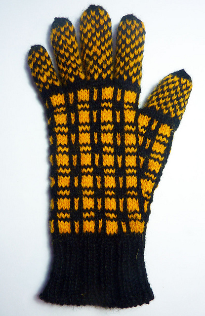 Yellowhammer Gloves