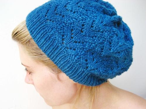 Nordic Lace Hat