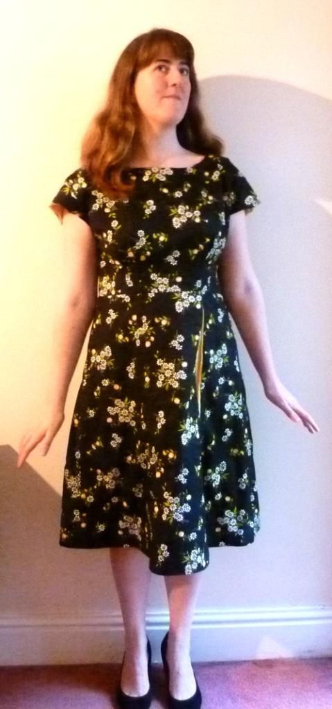 Anna Dress 1